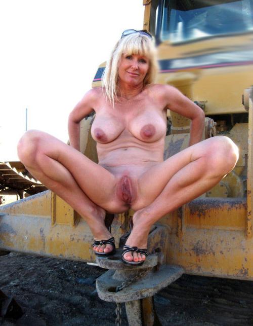 Cougar nude Best Naked
