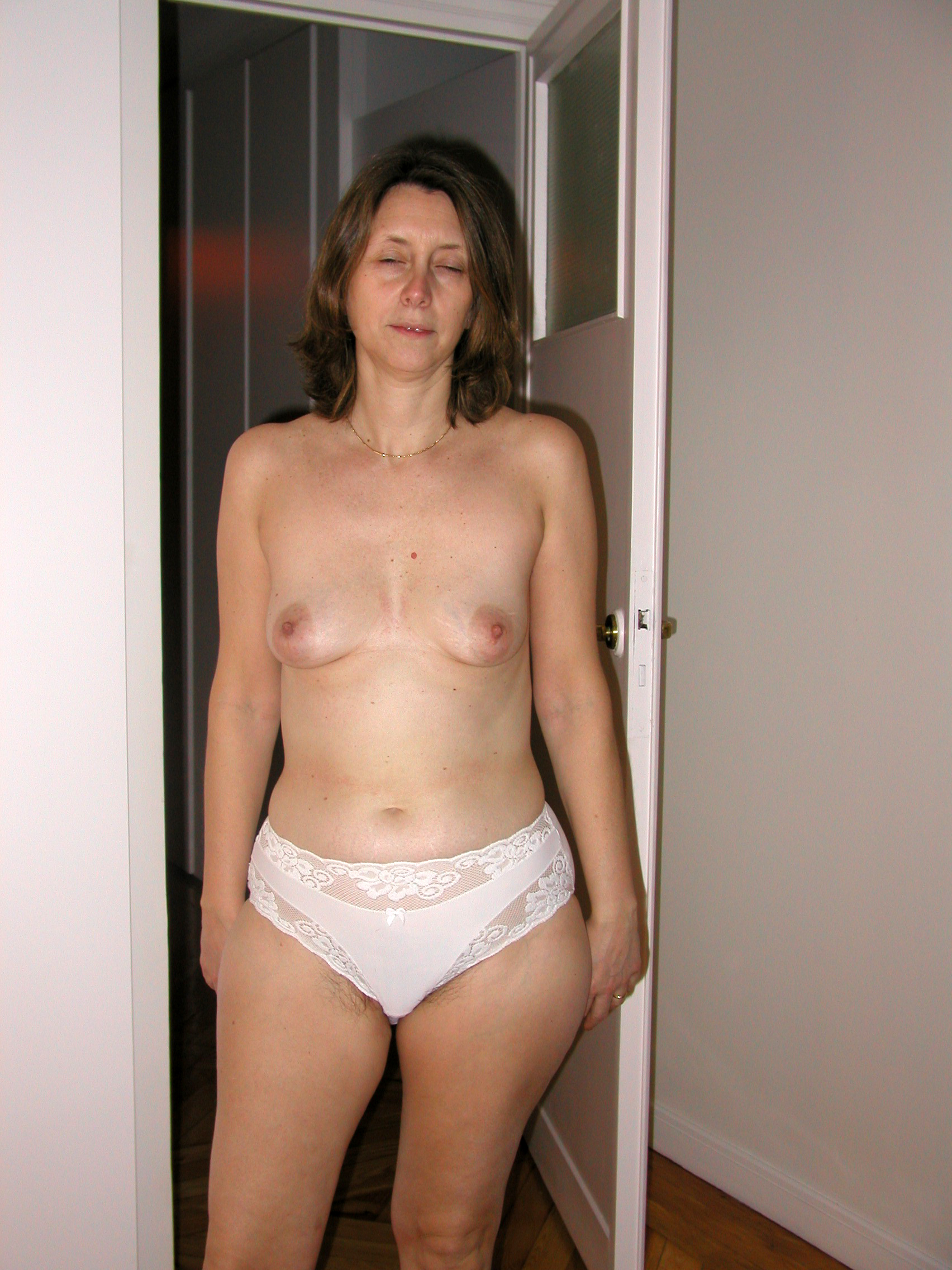 Question above in panties womeb naked And have faced