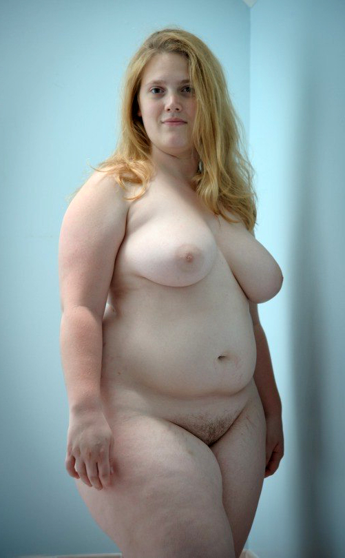 Naked chubby women
