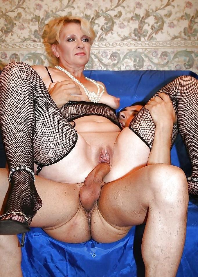 Older Woman Big Tits Fuck