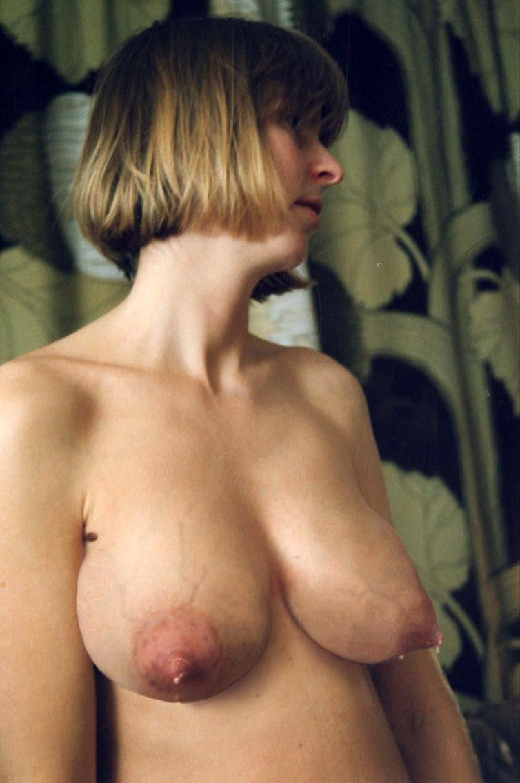 Blonde Tattoo Big Tits Milf