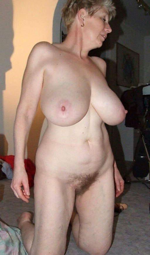 Mature Natural Big Tits