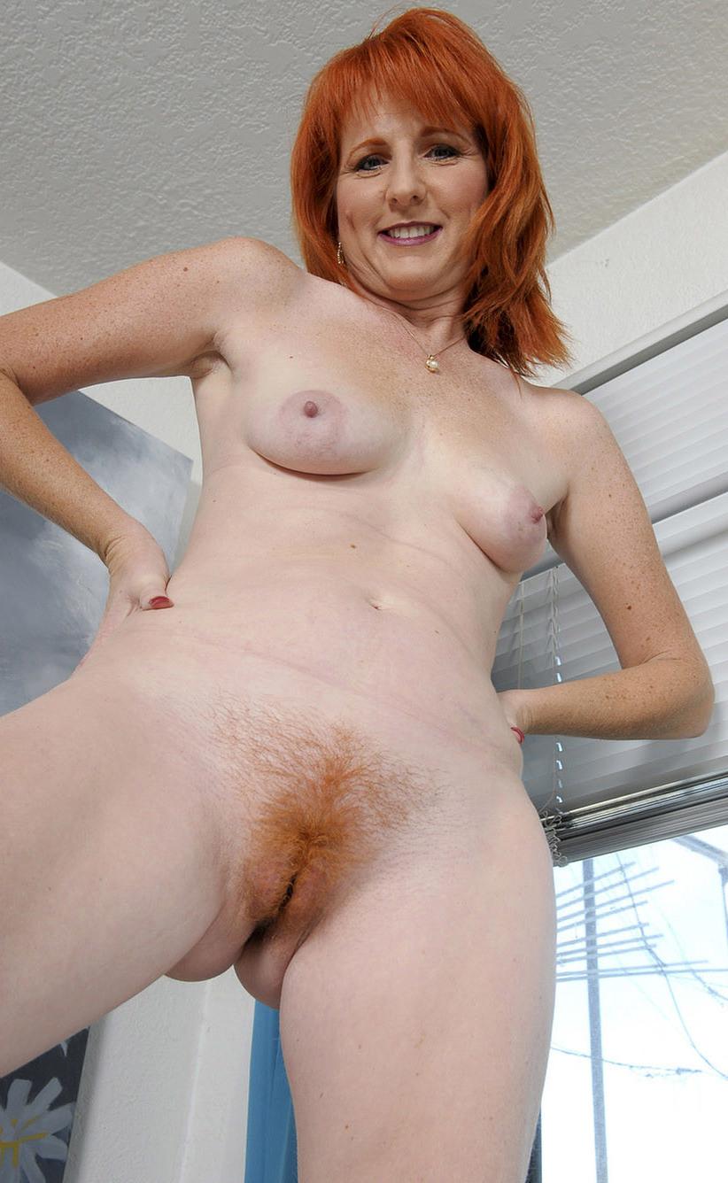 Naked hot redhead Redhead Moms