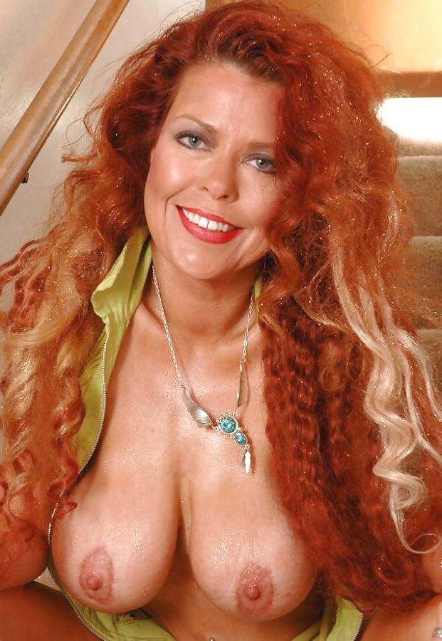 Nude girl photo on motorbike