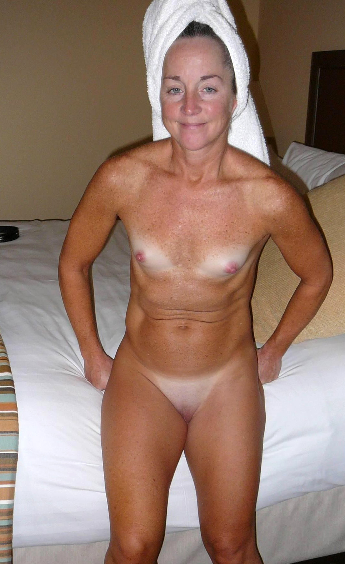 Mature Latina Small Tits
